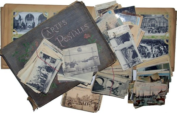 achat de cartes postales anciennes. Black Bedroom Furniture Sets. Home Design Ideas
