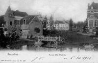 carte postale ancienne de Forest Villa Michiels