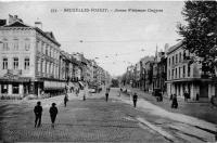 carte postale ancienne de Forest Avenue Wielemans Ceuppens