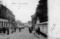carte postale ancienne de Forest Rue Forest-Stalle