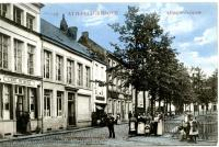 carte postale ancienne de Ath Quai St-Jacques