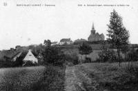 carte postale ancienne de Mont-Saint-Aubert Panorama